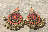 Kuchi earrings 51