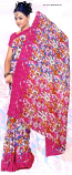 Sari with blouse and petticoat 10