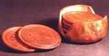 Wooden Coaster 1