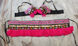 Belly dance costume 46