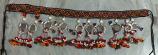 Tribal waist belt 25