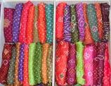 Silk Sari double color