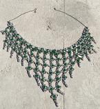 Tribal kuchi Beaded necklace 5