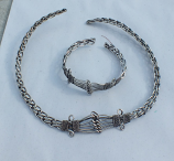 Tribal kuchi Choker 15