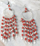 Kuchi earrings 113