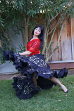 25-yard Banjara gypsy skirt