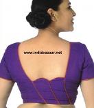 Indian sari blouse 29