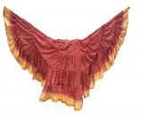 Red Maharani skirt 12