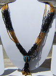 Tribal kuchi necklace 38