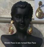 Bollywood earrings  12