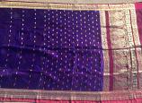 Used silk sari 30
