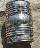 Tribal cuff 17
