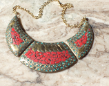 Tribal kuchi Choker 6