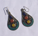 Kuchi earrings 125