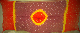 Bhandhani tie dye Scarf 30