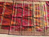 Used silk sari 12