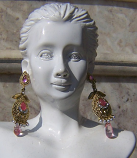 Bollywood earrings  36
