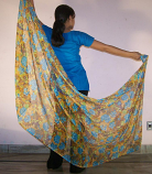 Belly dance veils on sale 29
