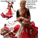 Bollywood costume 55